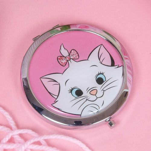 Disney Aristocats Cute Handbag Compact Mirror Gift